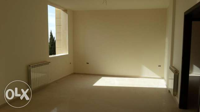 zahle dhour brand new apartment for rent.