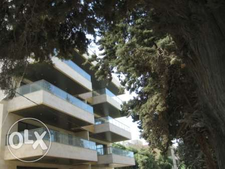 300 sqm apartment + 160 sqm terrace for sale in Brasilia, Baabda
