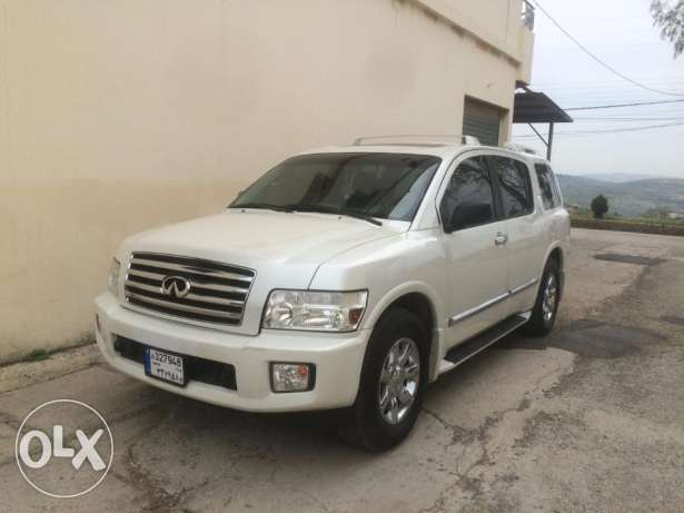 Infiniti qx 56 for sale