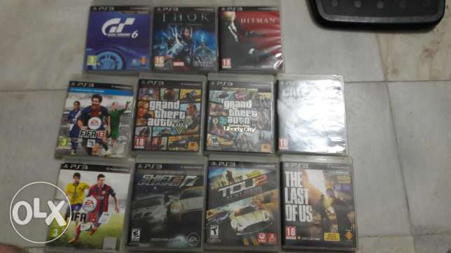 g27 11 cd game ps3