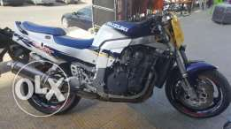 Suzuki Rgsx 7.5 FOR SALE