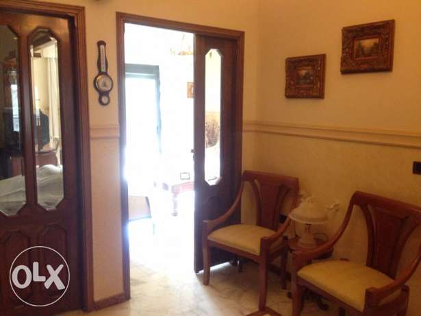 Appartment for sale in Zahle, ain ghossein
