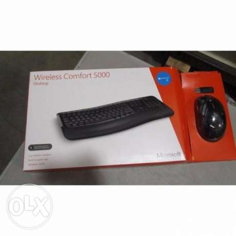 Original Microsoft Wireless keyboard & mouse