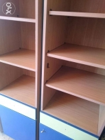 Hello I'm selling 2 shelves closets 60$ only, still as new خزانة 2