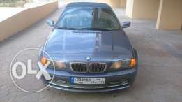 Bmw 330 cabriolet full options 2001