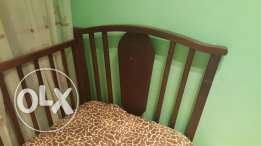 Special baby bed