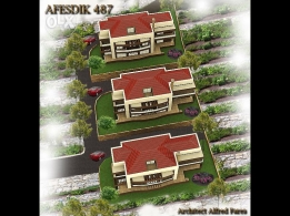 Villas for sale in Afisdeck 7 minutes far from Balamand Uni