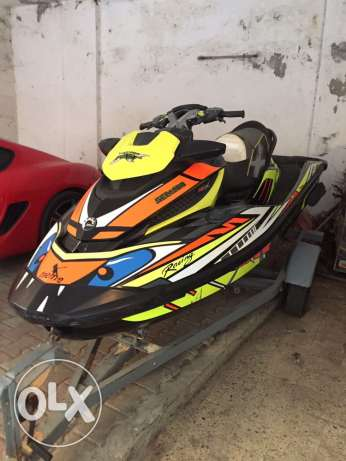 jet ski with a turbo ad-on. 290HP