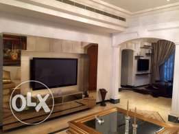 luxury apartment furnished kferhbab for sale