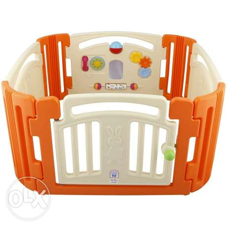 Play area for babies +9month