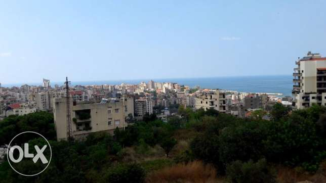 200 m2 apartment for sale in Ghadir (sea and mountain view)