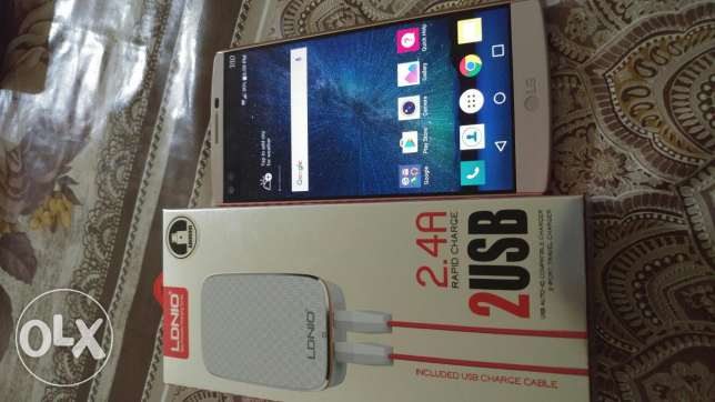 Lg v10 new not used moka gold