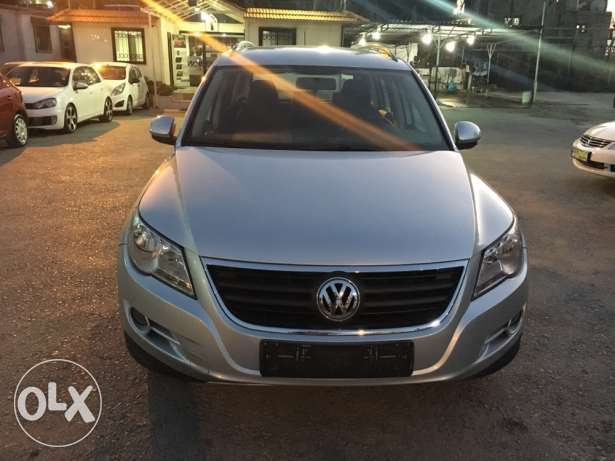 Volkswagen tiguan 2.0 4 motion model 2009