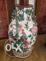 antique China lampshade لامبادير انتيك