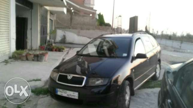 Skoda 3 cylnder super clean