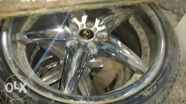 Tires and rims infinity بعبدا -  3