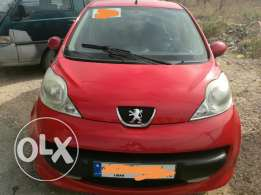 Peugeot 107 in mint condition