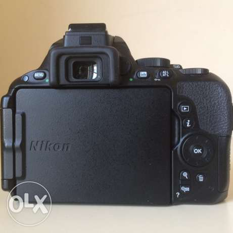Nikon D5500 Reflex Digital Camera + 18-140 Nikkor Lens + Kit أشرفية -  3