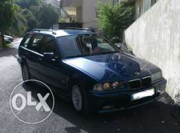 Bmw318 touring look m3