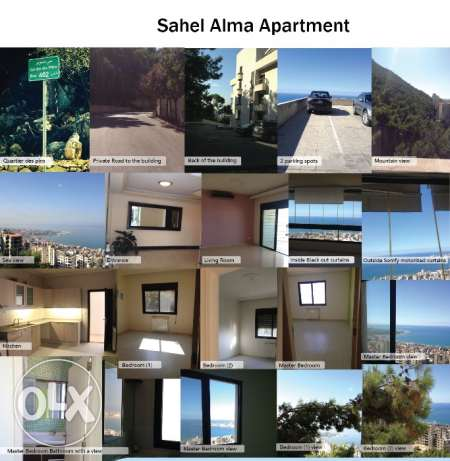 Sahel Alma Apartment