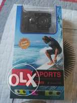 Action camera new