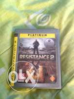 Risistance 2 PS3 Platinum Used
