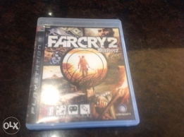 Ps3 game farcry2