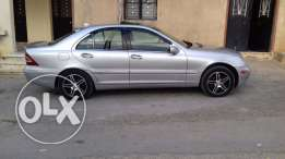 For sale mercedes C240 mod 2002