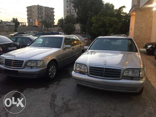 mercedes-benz s klass 320 model 1999 الغازية -  3