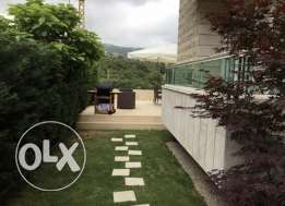 Furnished 3 B/R Ballouneh - Luxurious Flat for Rent