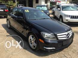 2012 Mercedes c250 Elegance imported from USA clean carfax