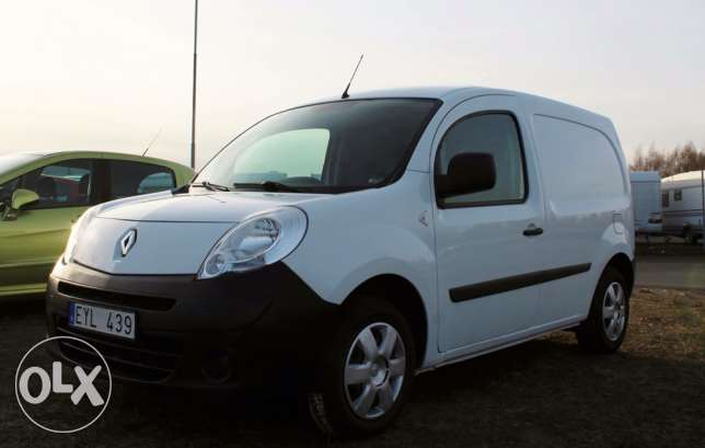 Renault kangoo 1,6 full Option