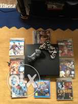 PS3+8 Games+2 Controllers+PS Move