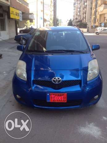 Toyota Yaris full option 2009 automatic
