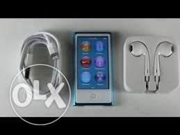 iPod nano 7th generation (used for 1 week)