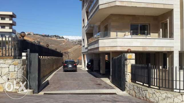 appartment for sale in ksara zahle