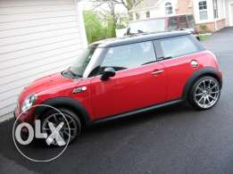 Cooper S full option automatic