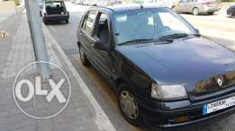 renault clio good condition manual transmission