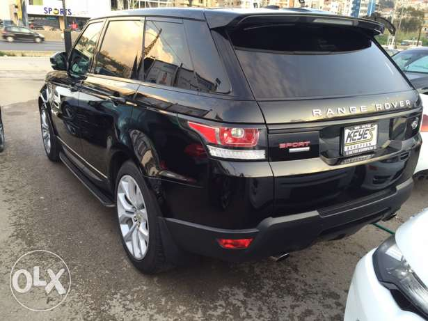 Range Rover Sport Autobiography Supercharged ضبيه -  6