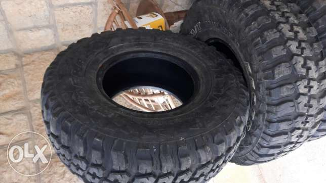 4 federal tires