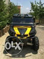 Brand new can am commander 1000