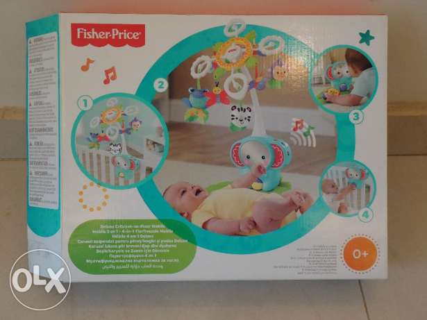 Fisher price baby mobile for sale