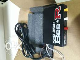 Bee R power builder for turbo
