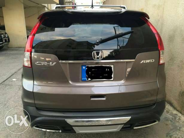 Honda CRV 2012 exl super clean أشرفية -  2