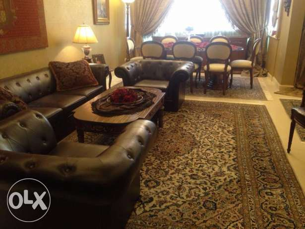 MG722,Furnished apartment for rent in Verdun, 150 sqm, 6th floor