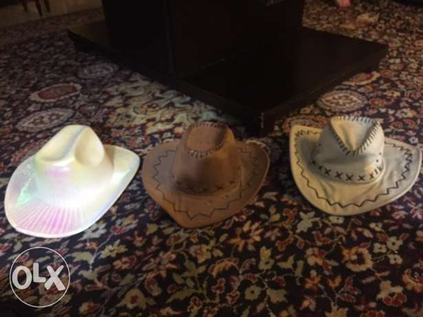 cow boy hats بوشرية -  1