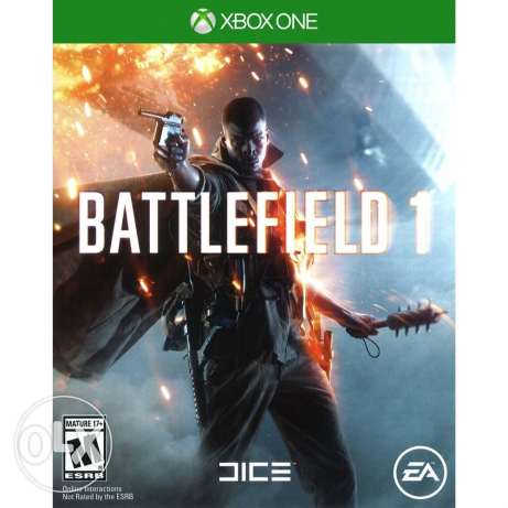 battlfield 1 for xbox one