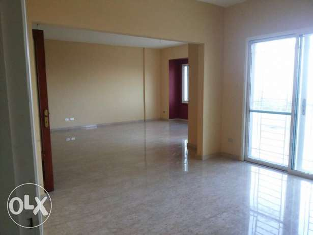 apartment in ain 3noob 135m2 with teras 155m2