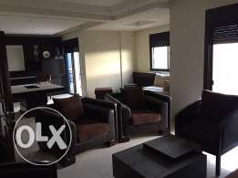 Furnished apartment for rent in Mansourieh,Badran_Street, 160m2, 3 bed