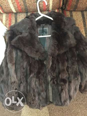 Brand new fur jacket for sale at an amazing price